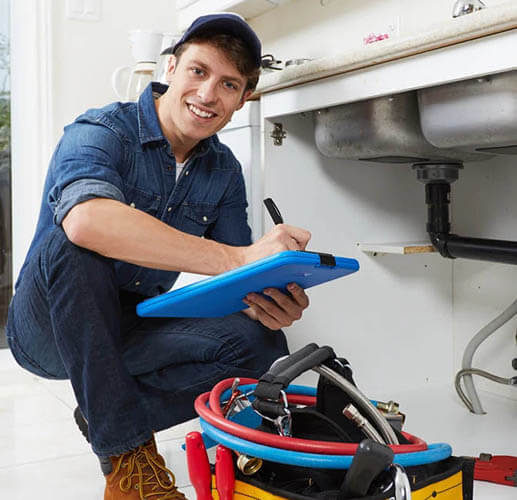 hot water system installers