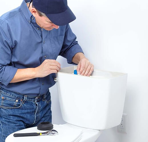 toilet repair service